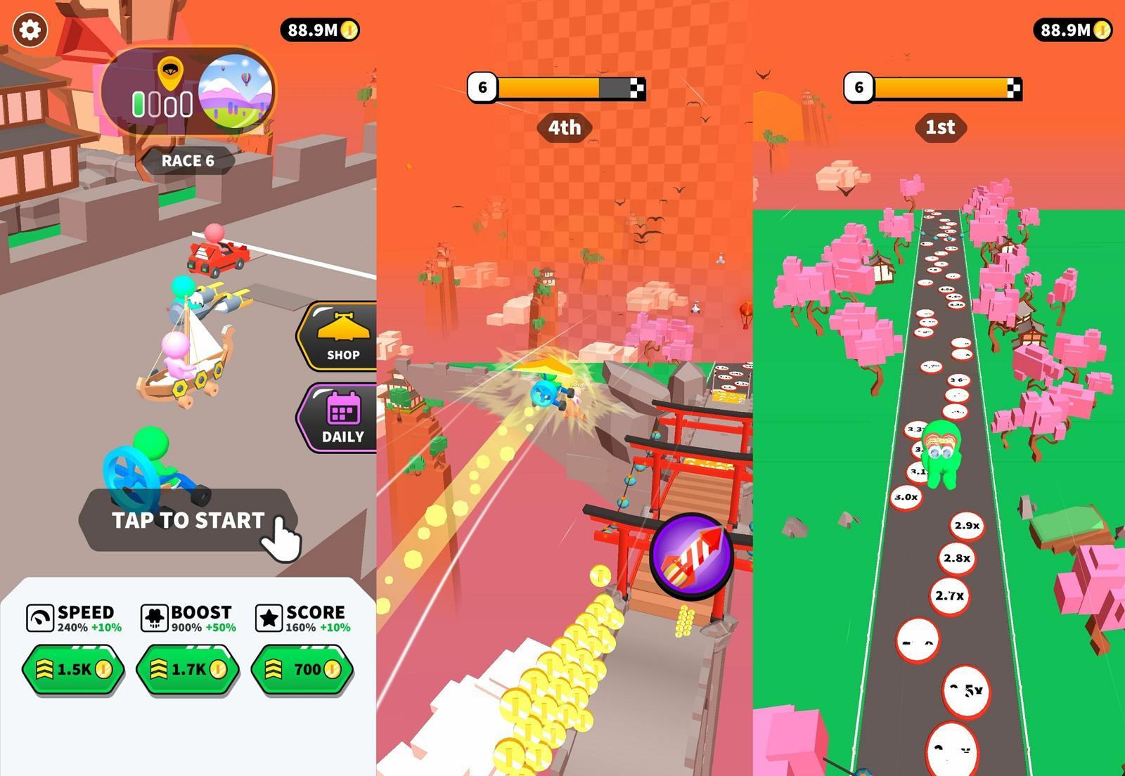 《公路滑翔机》游戏下载-公路滑翔机最新版下载